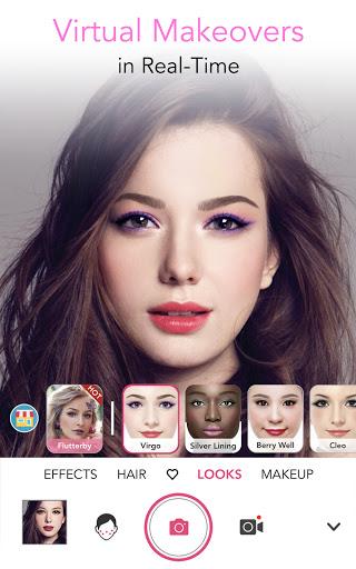 YouCam Makeup - Selfie Editor & Magic Makeover Cam  screenshots 4