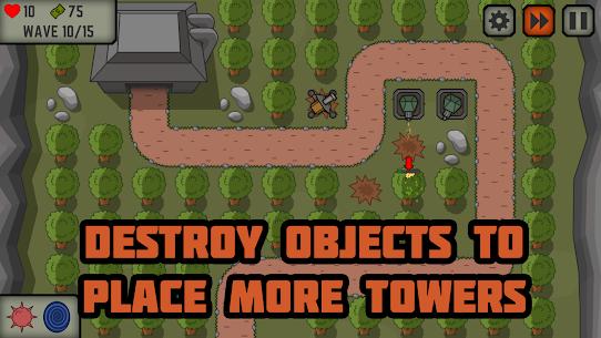 Tactical War: turn de aparare joc 4