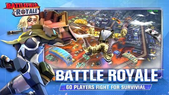 Battlefield Royale – The One Mod Apk 0.4.6 (Unused Bullets) 1