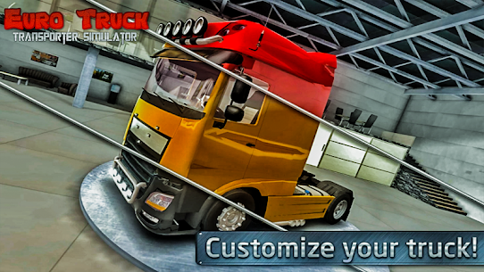 Euro Truck Transport Simulator 2 1