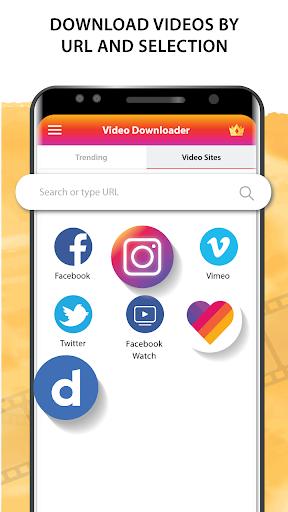 All Video Downloader 2020 - Download Videos HD apktram screenshots 1