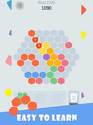 Hex Puzzle - Super fun apkmr screenshots 6