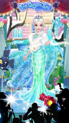 ud83dudc78ud83cudff0Ice Princess Makeup Fever screenshots 5