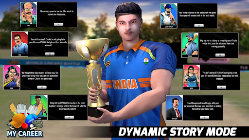 World Cricket Battle 2 (WCB2) - Multiple Careers android2mod screenshots 11