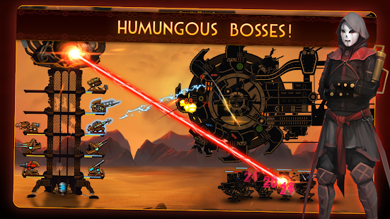 Steampunk Tower 2: The One Tower Defense Strategy apk