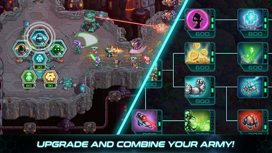 Iron Marines: RTS Offline Real Time Strategy Game apk