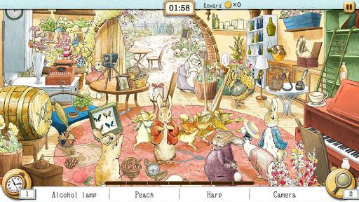 Peter Rabbit -Hidden World- 3.0.10 screenshots 5