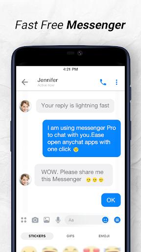 Messenger Pro  screenshots 2