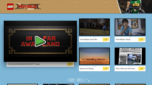 LEGOu00ae TV screenshots 2