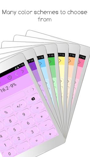 Quickey Calculator - Free app modavailable screenshots 9