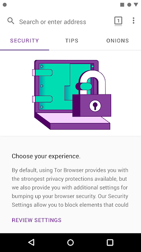 Tor Browser: Official, Private, & Secure 10.0.7 (84.1.0-Release) Screenshots 4