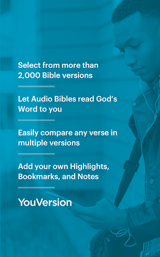 The Bible App Free + Audio, Offline, Daily Study 8.20.2 Screenshots 7