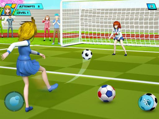 Pretty Girl Yandere Life: High School Anime Games 1.9 screenshots 8