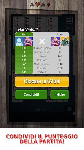 Burraco Online Jogatina: Carte Gratis Italiano 1.5.31 Screenshots 7