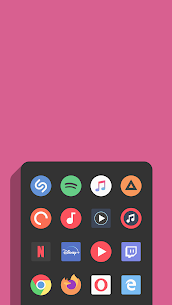 Minimo Icon Pack Patched APK 5