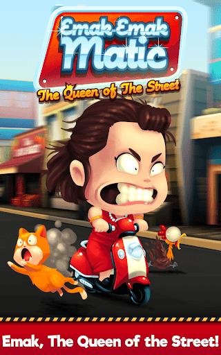 emak matic: racing adventures screenshot 1