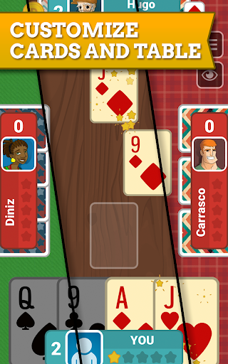 Euchre Free: Classic Card Games For Addict Players 3.7.6 screenshots 14