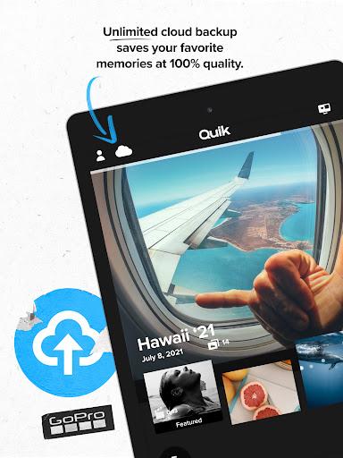 GoPro Quik: Video Editor & Slideshow Maker apktram screenshots 11