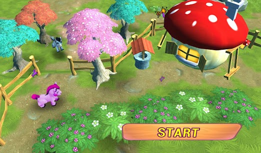 Pony Friendship Chibi 1.8 MOD for Android 1