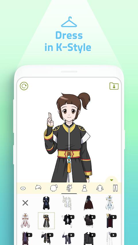 ShinVatar:Kポップスタイルのミニ・ミーのおすすめ画像4