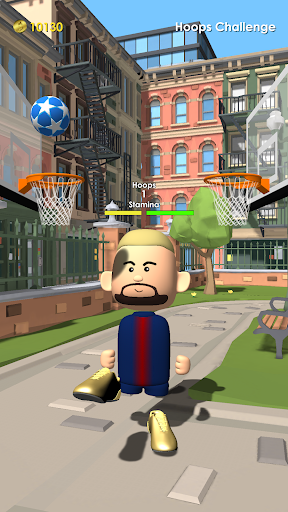 The Real Juggle - Pro Freestyle Soccer 1.3.12 Screenshots 4