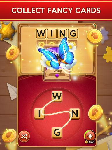 Word Card: Fun Collect Game screenshots 7