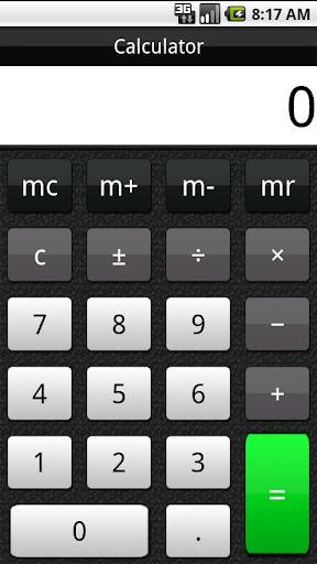 Calculator  screenshots 3
