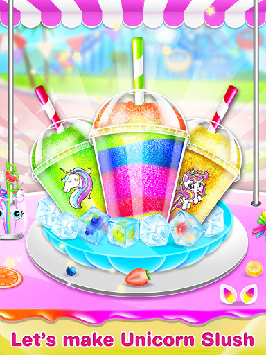Unicorn Ice Slush Maker 14 Screenshots 10