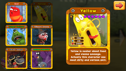 Larva Heroes: Lavengers2020 1.5.1 screenshots 1