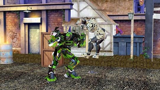 Modern Robot Fighting: Steel Robot War 2020 1.0.6 Mod Android Updated 3