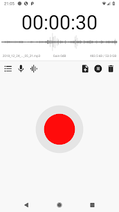 ASR Voice Recorder Mod Apk 243 (Pro Features Unlocked) 2