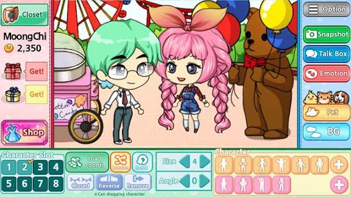 My Prettygirl Story : Dress Up Game , Cute doll 2.20.20 screenshots 1
