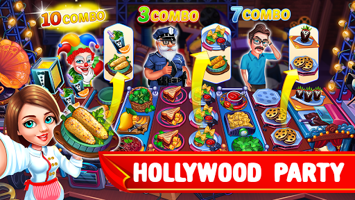 Cooking Party : Cooking Star Chef Cooking Games 1.8.3 screenshots 5