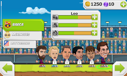 Y8 Football League Sports Game 1.2.0 screenshots 3