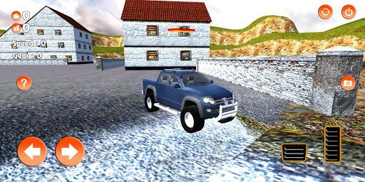 Truck Simulator - Forest Land modiapk screenshots 1