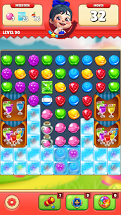 Sugar Hunter: Match 3 Puzzle Apk Mod + OBB/Data for Android. 8