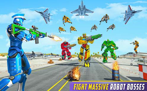 Download Robot Fps Shooting Games: Counter Terrorist Strike For PC Windows and Mac apk screenshot 9