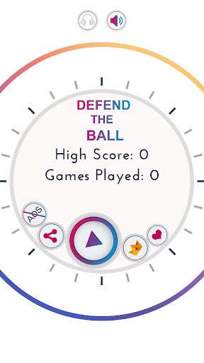 defend the ball screenshot 1