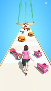 Fatty Run 3D  screenshots 1