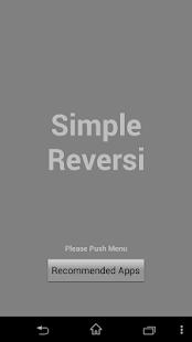 simple reversi hack