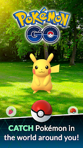 Descargar Pokémon Go APK (2021) {Último Android y IOS} 1
