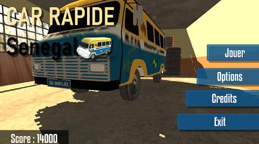 car rapide senegal screenshot 2