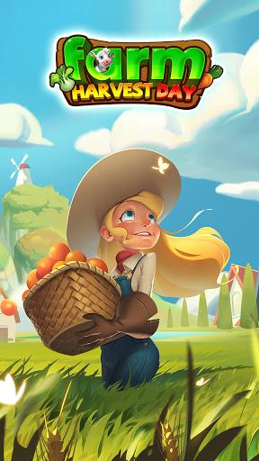 Télécharger Farm Harvest Day APK MOD (Astuce) screenshots 1