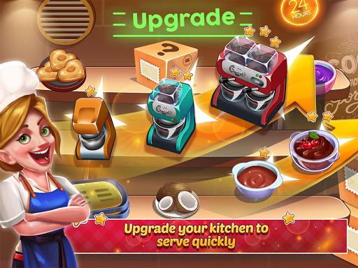 Kitchen Madness - Restaurant Chef Cooking Game Apkfinish screenshots 19