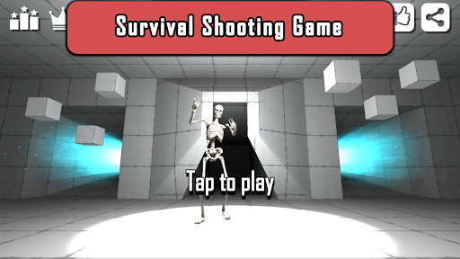 Zombie Skeleton War: Gun Shooting Game 3.4 screenshots 1