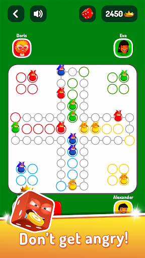 Ludo Trouble: German Parchis for the Parchis Star 2.0.26 Screenshots 11