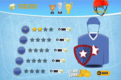 Ice Hockey League FREE  screenshots 14