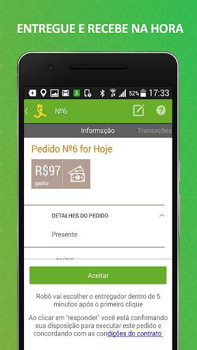 ClickEntregas: Courier Job App in Brazil modavailable screenshots 3