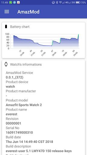 AmazMod 1.2.3 Screenshots 1