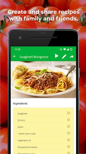 Plan Meals - MealPlanner modavailable screenshots 3